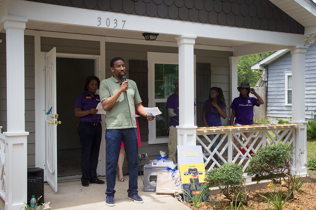 TechBridge Co-Sponsors Annual Technology Community Home Build with Habitat for Humanity