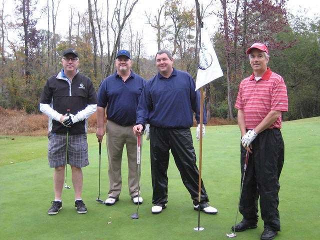 Tee IT Up for TechBridge Golf Tournament and Fundraiser