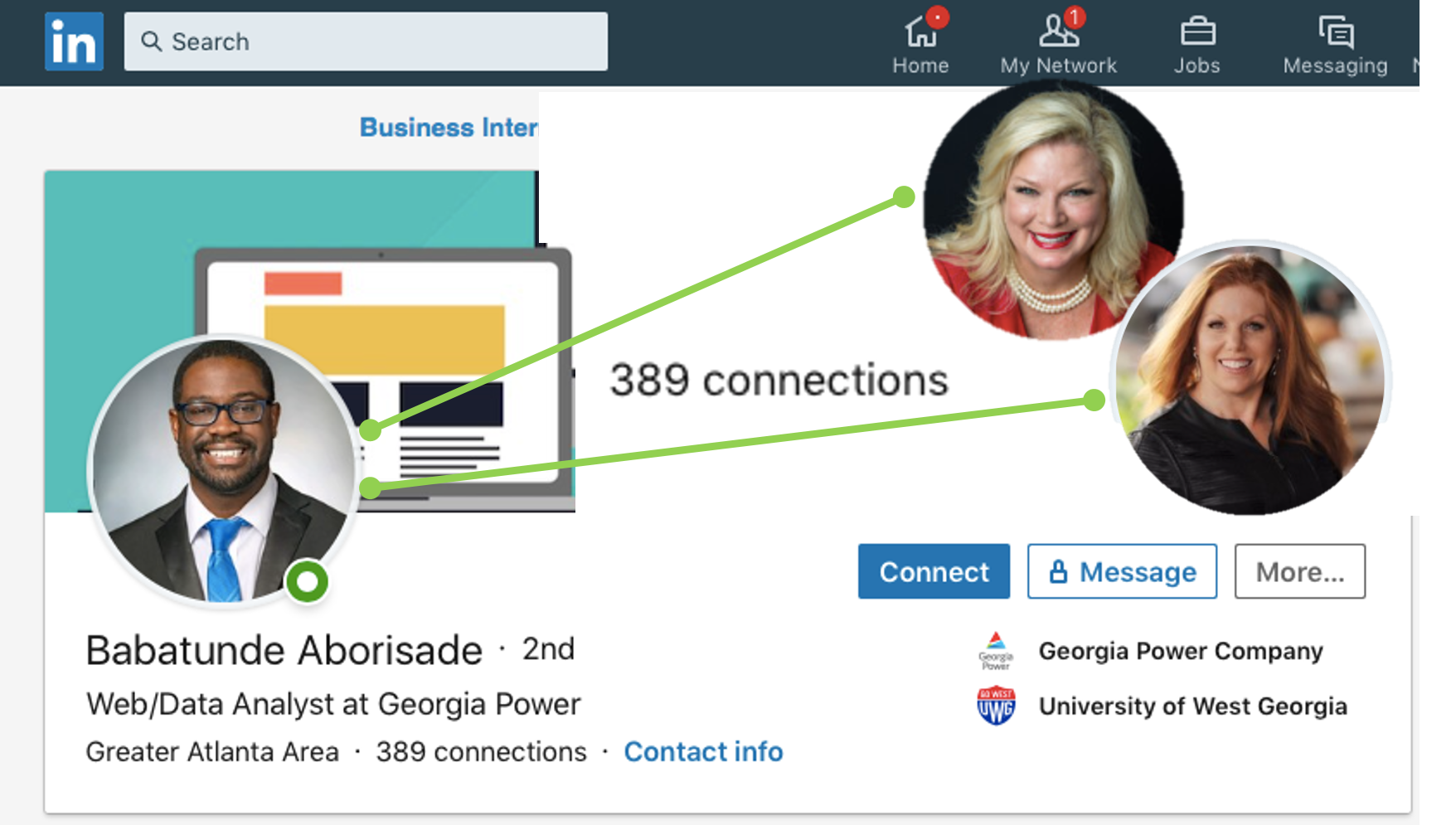 LinkedIn Connection