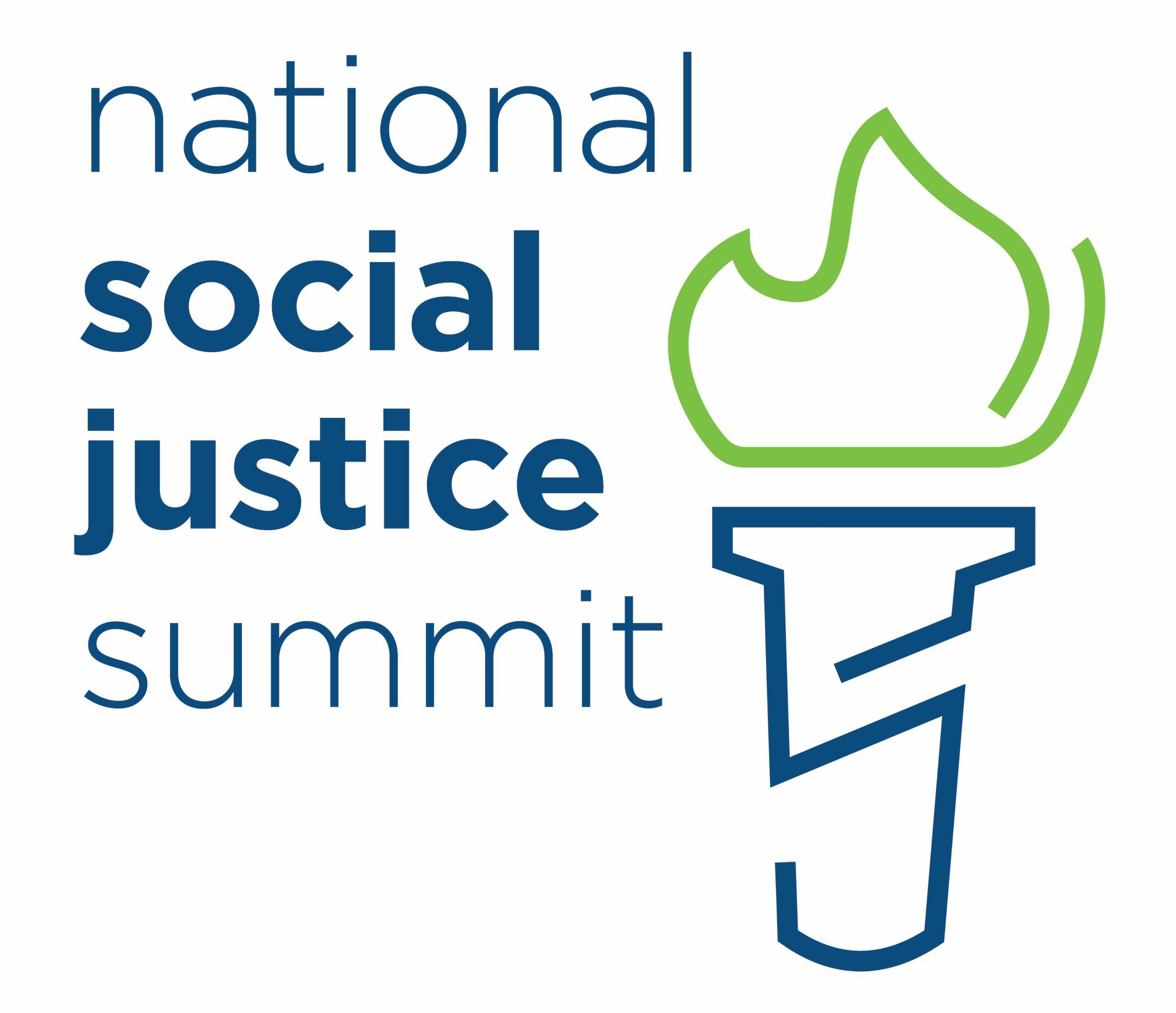 National Social Justice Summit Logo