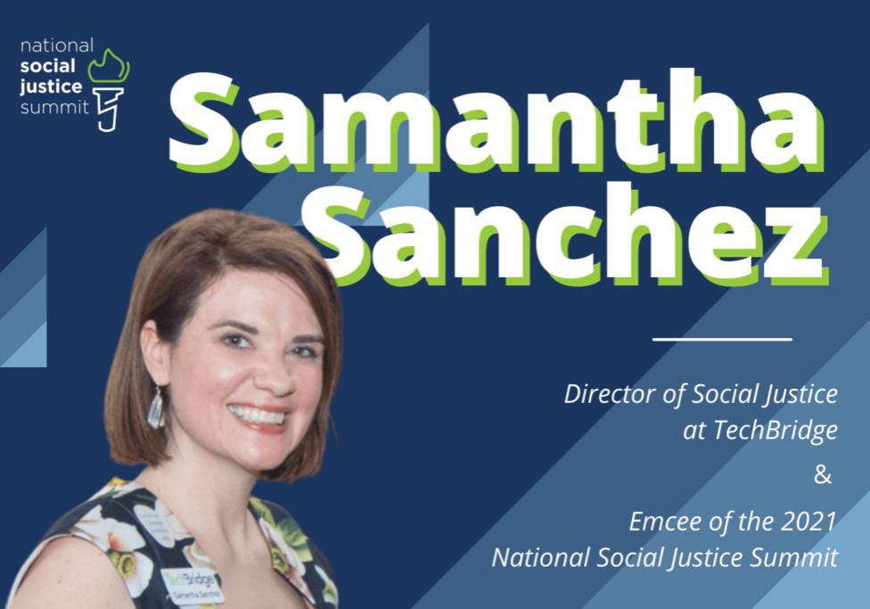 Samantha Sanchez - National Social Justice Summit